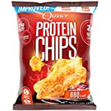 Protein Chips - 32 g - Barbecue - Quest nutrition