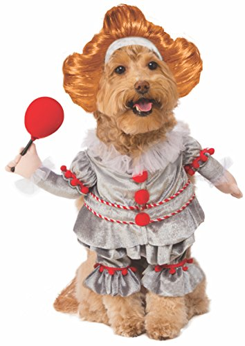 IT (2017) Walking Pennywise Pet Costume - Small