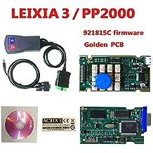 lexia3con 921815C Firmware Golden PCB Lexia PP2000V48/V25Lexia 3Diagbox herramienta de diagnóstico Lexia-3