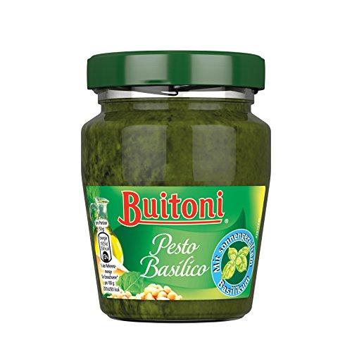 Buitoni Pesto Basilico, 1er Pack (1 x 150 g)
