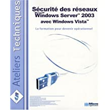 Sécurité Windows Vista avec Windows Server 2003