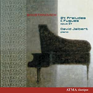 Shostakovich Preludes & Fugues