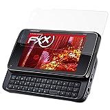 atFoliX Nokia N900 Anti-choc Film Protecteur - 3 x FX-Shock-Antireflex amortisseur anti-éblouissement Anti-casse Protecteur d'écran