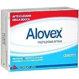 Recordati Alovex Pellicola Protettiva Attiva - Pacco da 15 cerotti x 20 g