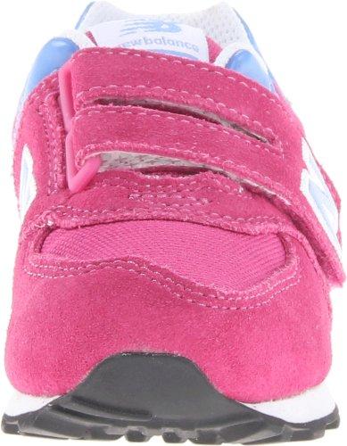 New Balance, NBKV574FSPM12, Scarpe per bambini, Unisex - Bambino Fucsia