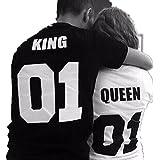 "Qissy® Amants chemise ""King"""