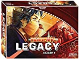 Image for board game Z-Man Games Pandemic Legacy Season 1 - Red