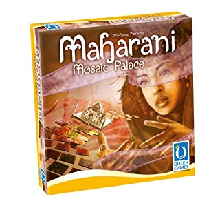 Queen Games 6091 - Maharani, Brettspiel (B00720JJCQ) | Amazon price tracker / tracking, Amazon price history charts, Amazon price watches, Amazon price drop alerts