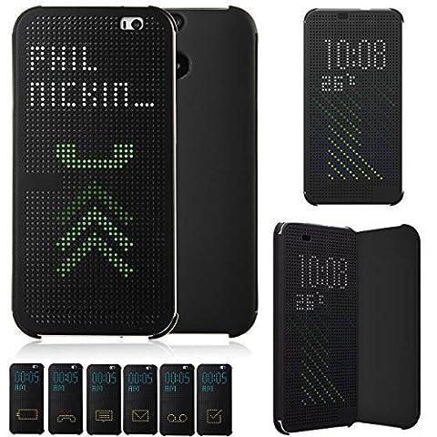 JOYOOO Dot View Case Cover für HTC One M9 Hc M231