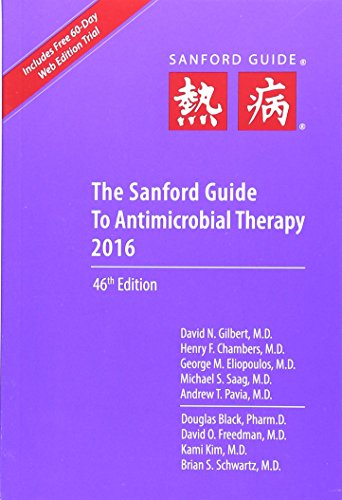 the-sanford-guide-to-antimicrobial-therapy-2016