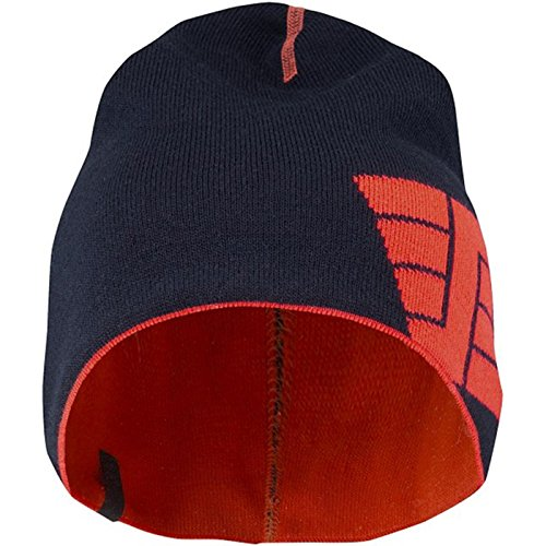 snickers-90579555000-high-vis-bonnet-reversible-taille-unique-orange-bleu-marine