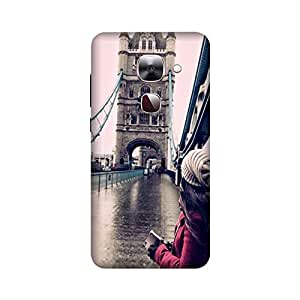 Yashas High Quality Designer Printed Case & Cover for Letv Le 2S (girl )