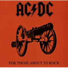 For Those About to Rock We Salute You by Ac/Dc (1994-07-05)