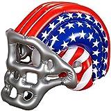 Inflable EE.UU. casco de fútbol americano - los niños del vestido de lujo de accesorios