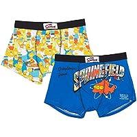The Simpson-Boxer da ragazzo, 2 pezzi, motivo: Simpson-Boxer da uomo,