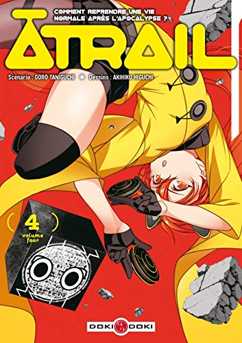 Atrail Edition simple Tome 4