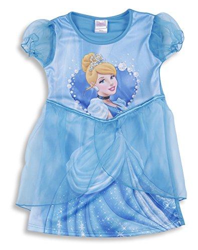 Disney Mädchen Kleid blau blau 5-6 Jahre