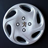 Tapacubos de 14 pulgadas para Peugeot 106/206/306/406/806,
