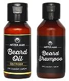 Misterman Combo of Outrider Beard Oil & ...