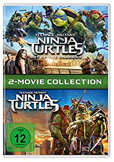 Teenage Mutant Ninja Turtles 2-Movie Collection [2 DVDs]