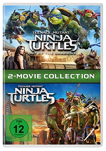 Teenage Mutant Ninja Turtles/Teenage Mutant Ninja Turtles Out Of The Shadows [2 DVDs]