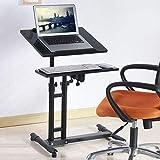 DNZXK Scrivania Del Computer Multifunzione Mobile Desktop Portatile Staccabile Creativo Dormitorio Studentesco Semplice