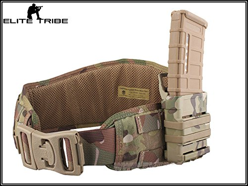 combat chasse ceinture tactique Molle ceinture Multicam