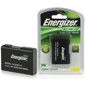 Energizer EZ-ENEL14 Chargeur Noir