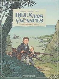 Deux ans de vacances, tome 1 par Frédéric Brémaud
