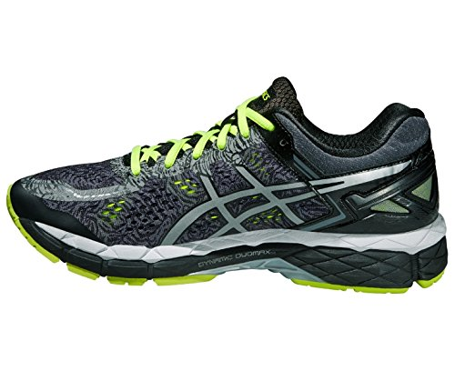 ASICS Gel-Kayano 22 Lite-Show Chaussure De Course à Pied - AW15 Grey