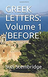 GREEK LETTERS: Volume One BEFORE (JIGSAW)