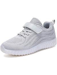 152b0e6f59fbb ByBetty Bambini Unisex Low Top Led Scarpe Luminosi Sneakers USB Carica  Lampeggiante per bambini e ragazzi