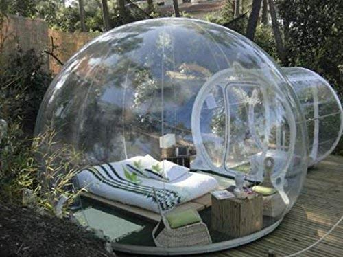 xy Windundurchlässiges Transparentes PVC Zelte/Aufblasbare Bubble Zelt Haus Dome Outdoor Clear Show...
