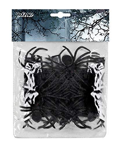 Boland 74466 - Schwarze Spinnen - 2