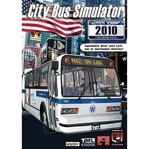 city bus simulator new york 2010 pc dvd. Black Bedroom Furniture Sets. Home Design Ideas
