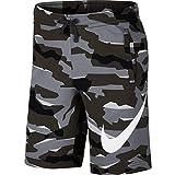 Nike Herren Sportswear Camo QS Shorts, Cargo Khaki/(White), M