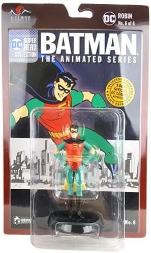 DC COMICS - Figurine Robin BatFemme Série Animée EAGLEMOSS | | | Pas Cher  6258bf