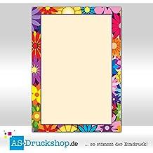 Designpapier Retro DIN A4 90 g-Offsetpapier Kassette 50 Blatt