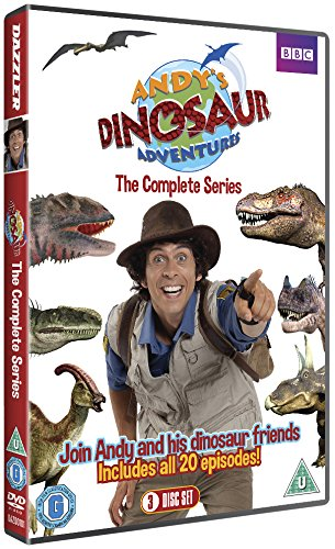 Image of Andy's Dinosaur Adventures - The Complete Series (3 DVD Set All 20 Episodes) [DVD]