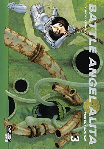 Battle Angel Alita - Perfect Edition 3 (3)