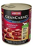 Animonda Gran Carno Hundefutter, 6 x 800 g