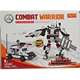 Combat Warrior Building Blocks 169 Pcs Set Compatible With Lego Parts, Grate Gift For Boys And Girls, Best Toy.