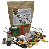 Frühes Forschen Elektro-Set Motor / Lämpchen / Alarm / LEDs, My Experiments