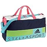 adidas Stellasport Team Bag Sporttaschen, Dunkelblau, 70 x 50 x 10 cm, 0.4 Liter