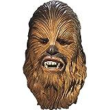 Máscara licencia Luxe Chewbacca adulto PVC