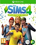 Sims 4 XB-One Deluxe Party Edition AT incl. Sonnenterassen Accessoires