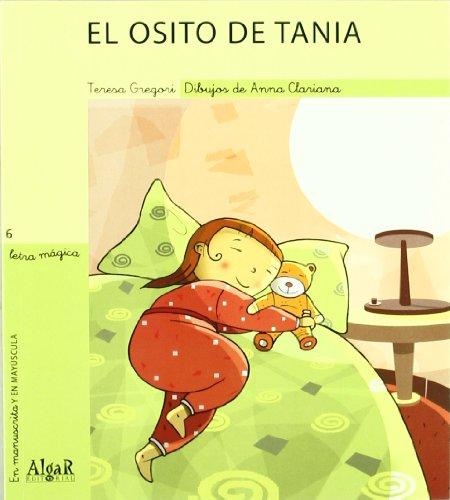 El osito de Tania (LETRA MÁGICA)