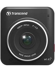 Transcend DrivePro 200 Caméra Dashcam / Enregistreur video pour Voiture WIFI - TS16GDP200