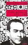 Écrits politiques, 1957-1965 de Mehdi Ben Barka,François Maspero (Préface),René Gallissot (Préface) ( 16 septembre 1999 ) - 16/09/1999