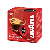 Lavazza A Modo Mio Espresso Passionale, 1 x 16 Kapseln, 1er Pack
